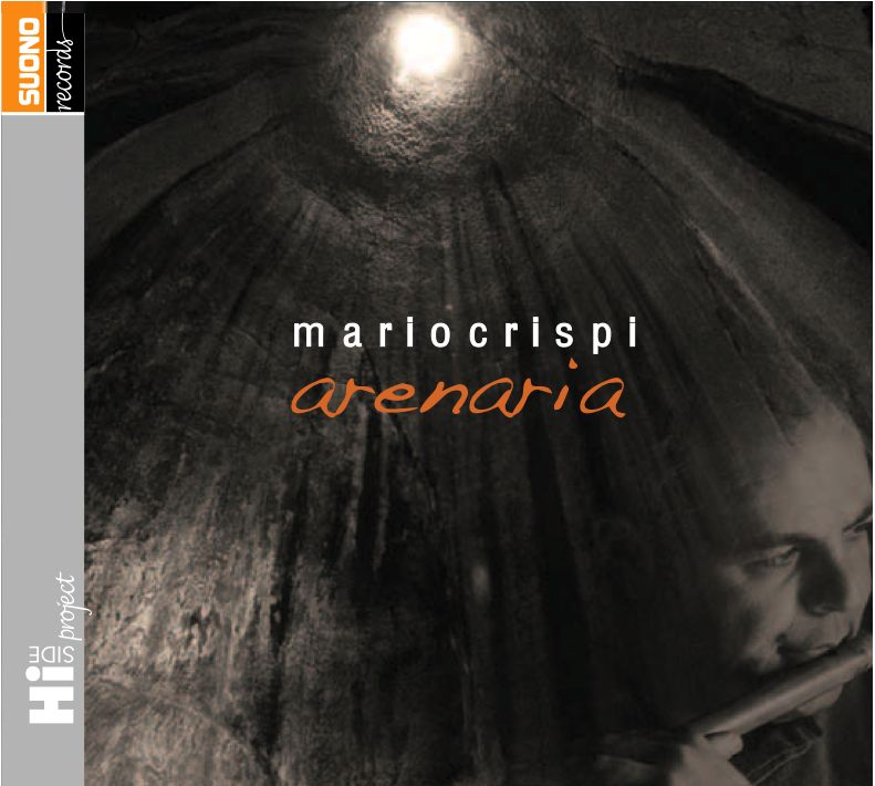 mariocrispi - Arenaria CD - 2009 Italy (Sicily)