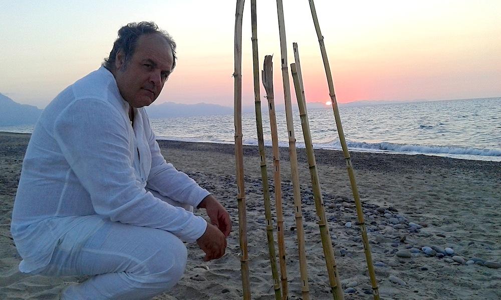 Installazione sonora Organo Eolico Mario Crispi