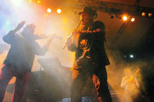 Arenaria - Mario Crispi