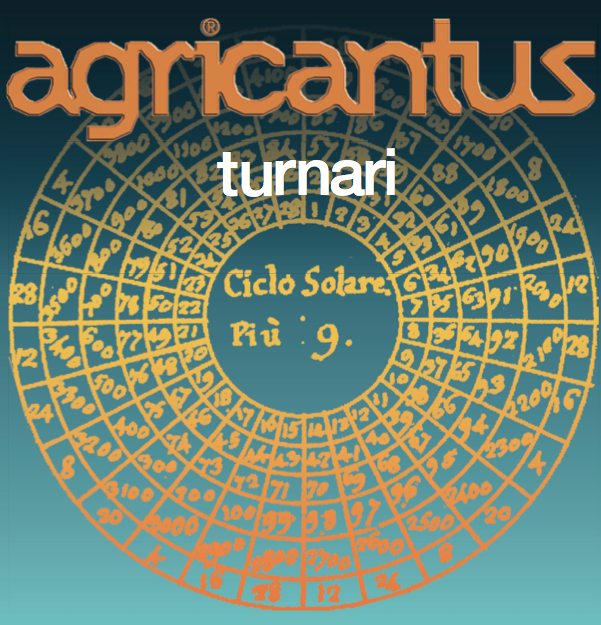 Agricantus Turnari cover CD
